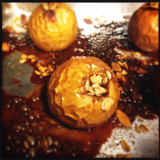 maçã assada – a sobremesa sem culpa