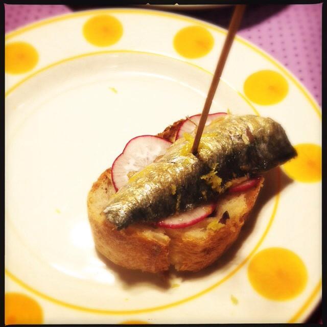 Pintxo  – delícia espanhola