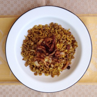 arroz com lentilha jerusalem 12