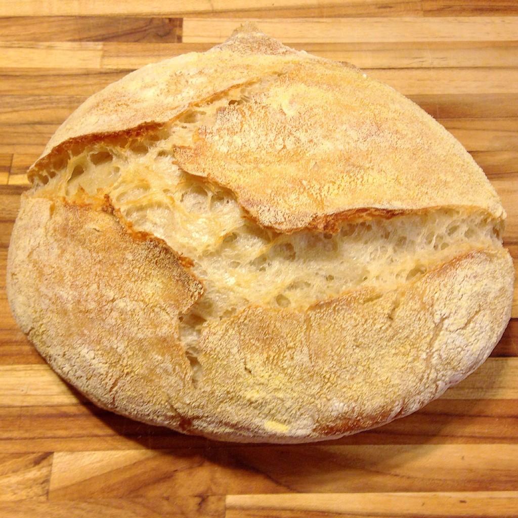 pão sem sova