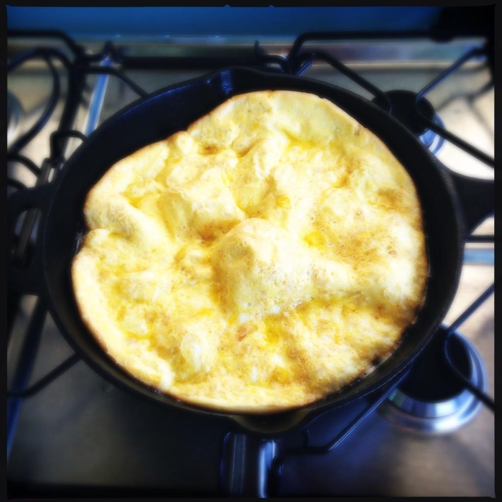 dutch baby pancakes ou panquecas holandesas