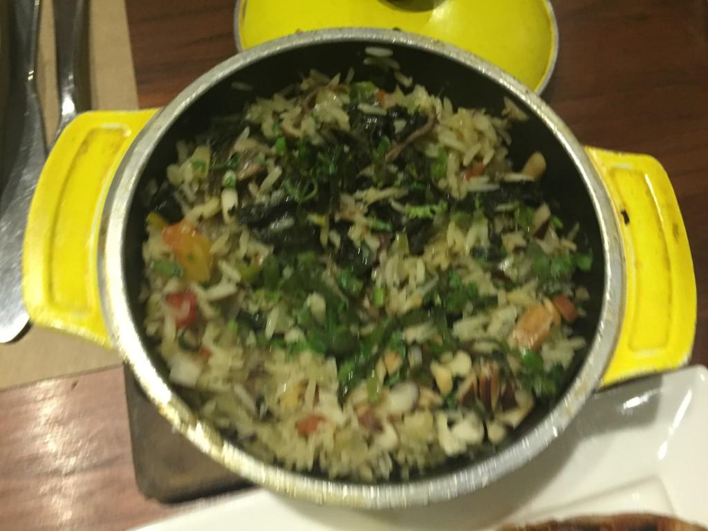 arroz de pato paraense