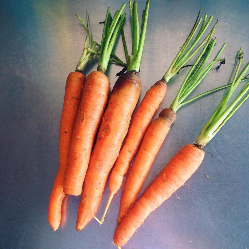 salada de cenoura vibe thai