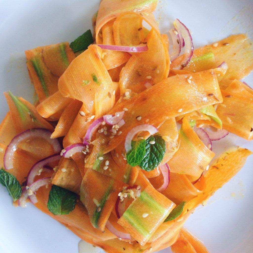 salada de cenoura vibe thai 4