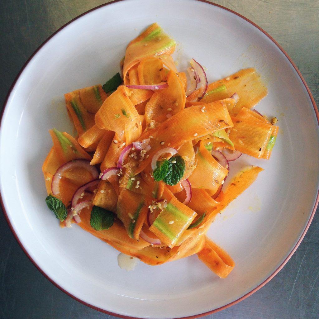 salada de cenoura vibe thai 5