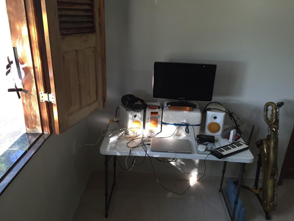 estúdio - barriguda