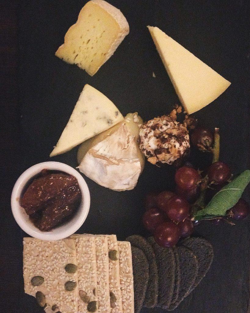 os irlandeses também são bons de queijo <3