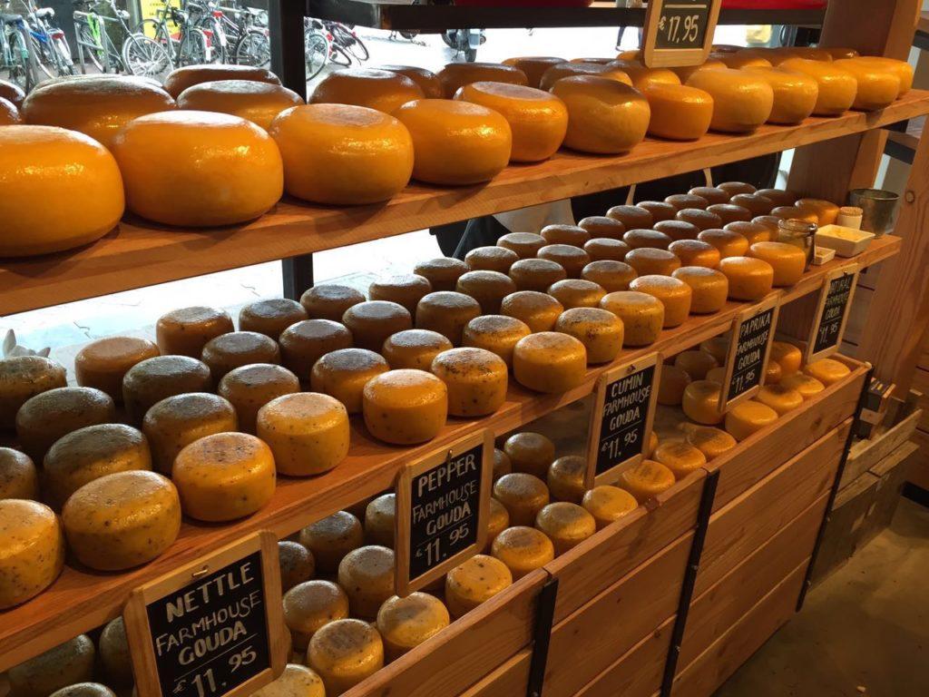 queeeeeijos <3 os holandeses arrasam nos queijos <3