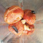 molho de tomates assados