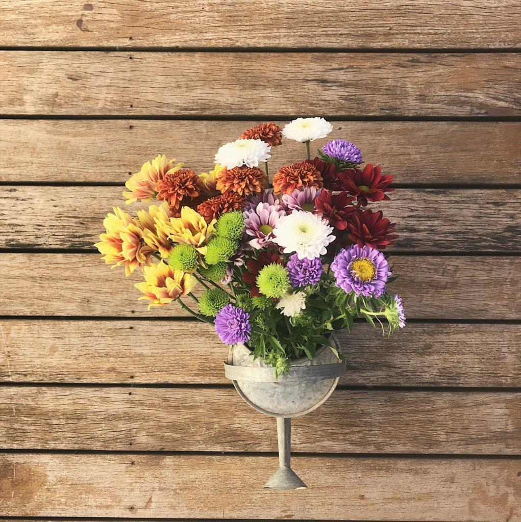 flores na laje