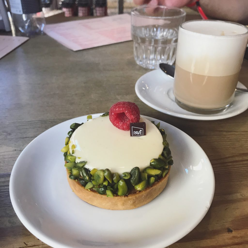 torta pave milão