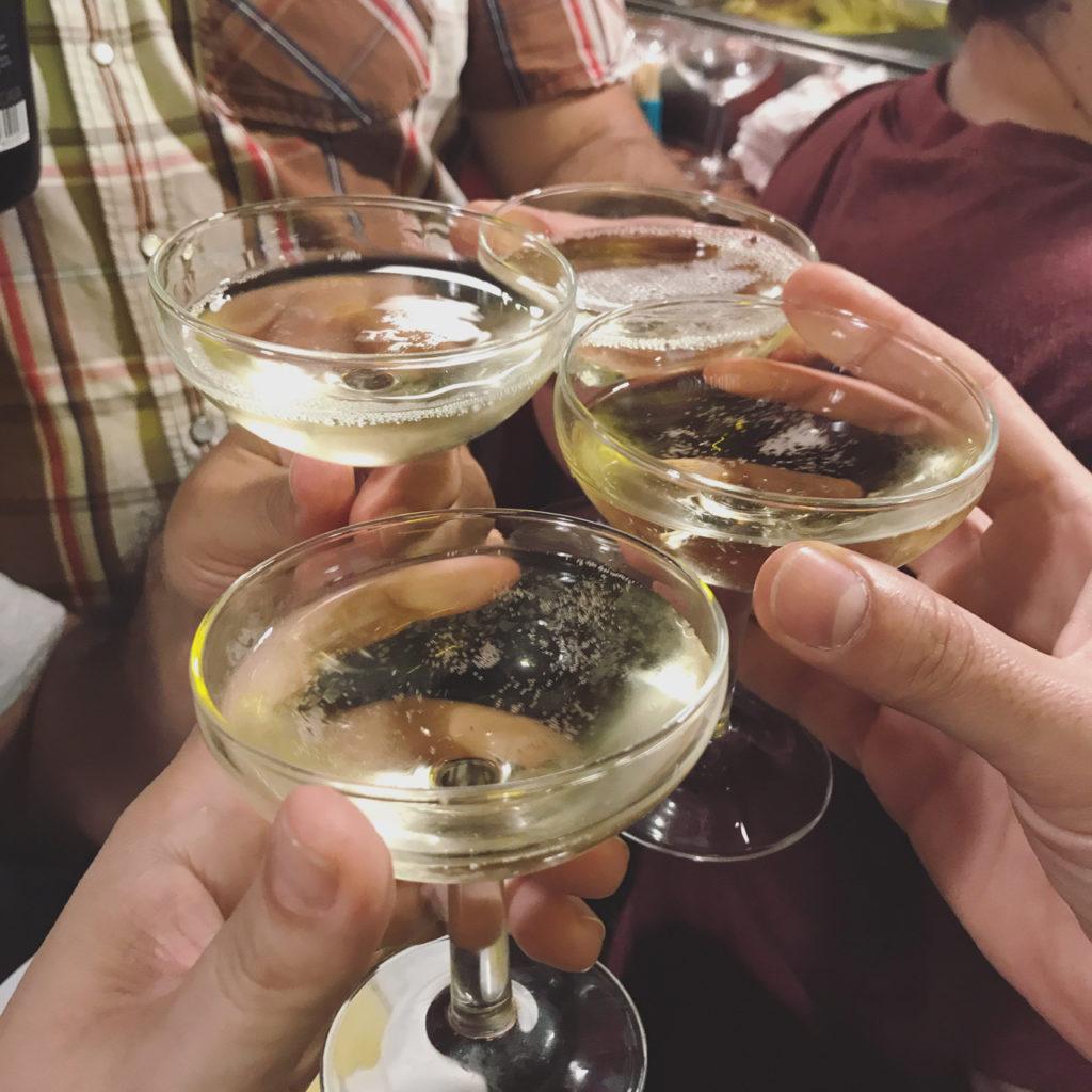 cava na champagneria
