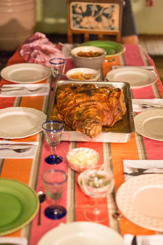 neolithic man – paleta de porco pururucada com tortilla e toppings mil